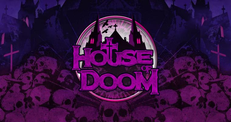 House of Doom วาระสุดท้ายของบ้านที่แสนเจ็บปวด