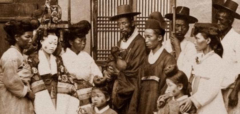ประวัติศาสตร์และจุดจบของราชวงศ์เกาหลี