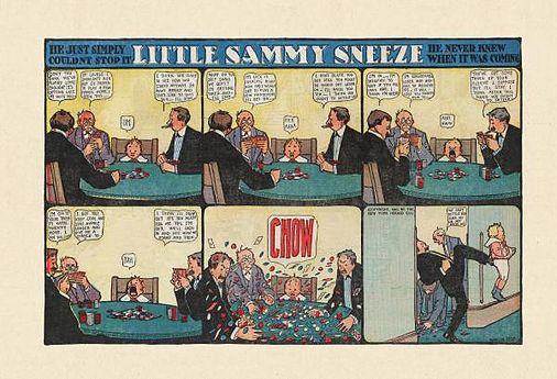 Sammy Sneeze