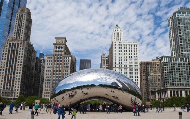 พาเที่ยว 7 เมืองในอเมริกา ชิคาโก