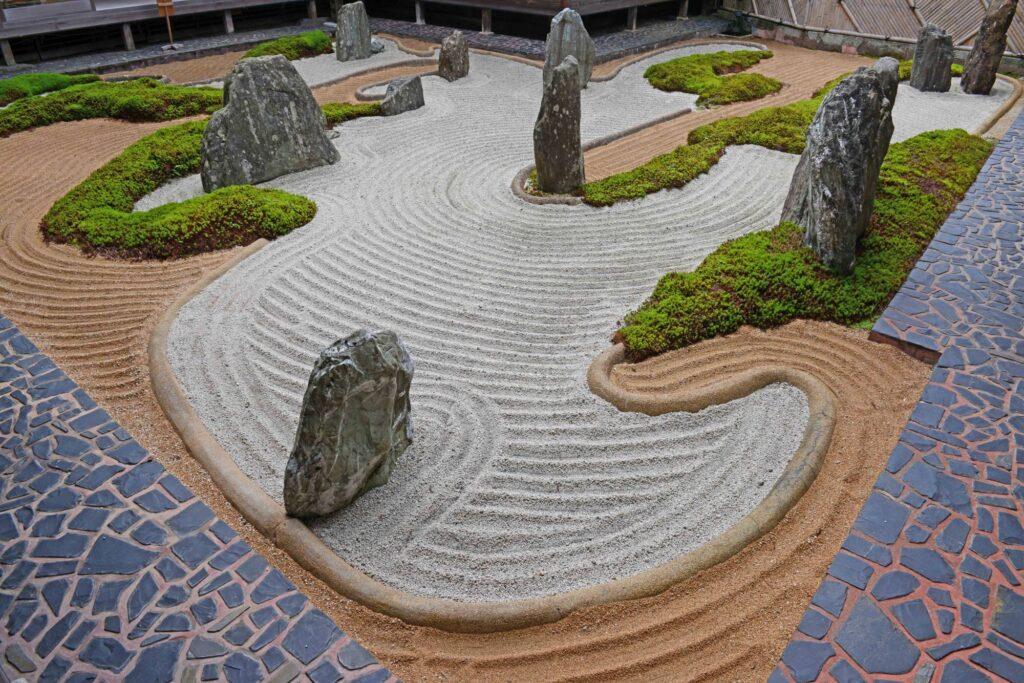 สวนแบบญี่ปุ่น