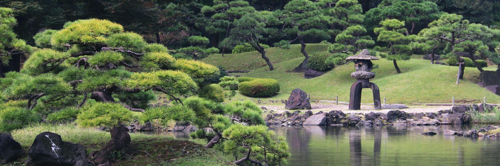 จัดสวนแบบญี่ปุ่น ธรรมชาติแห่งสัจธรรม
